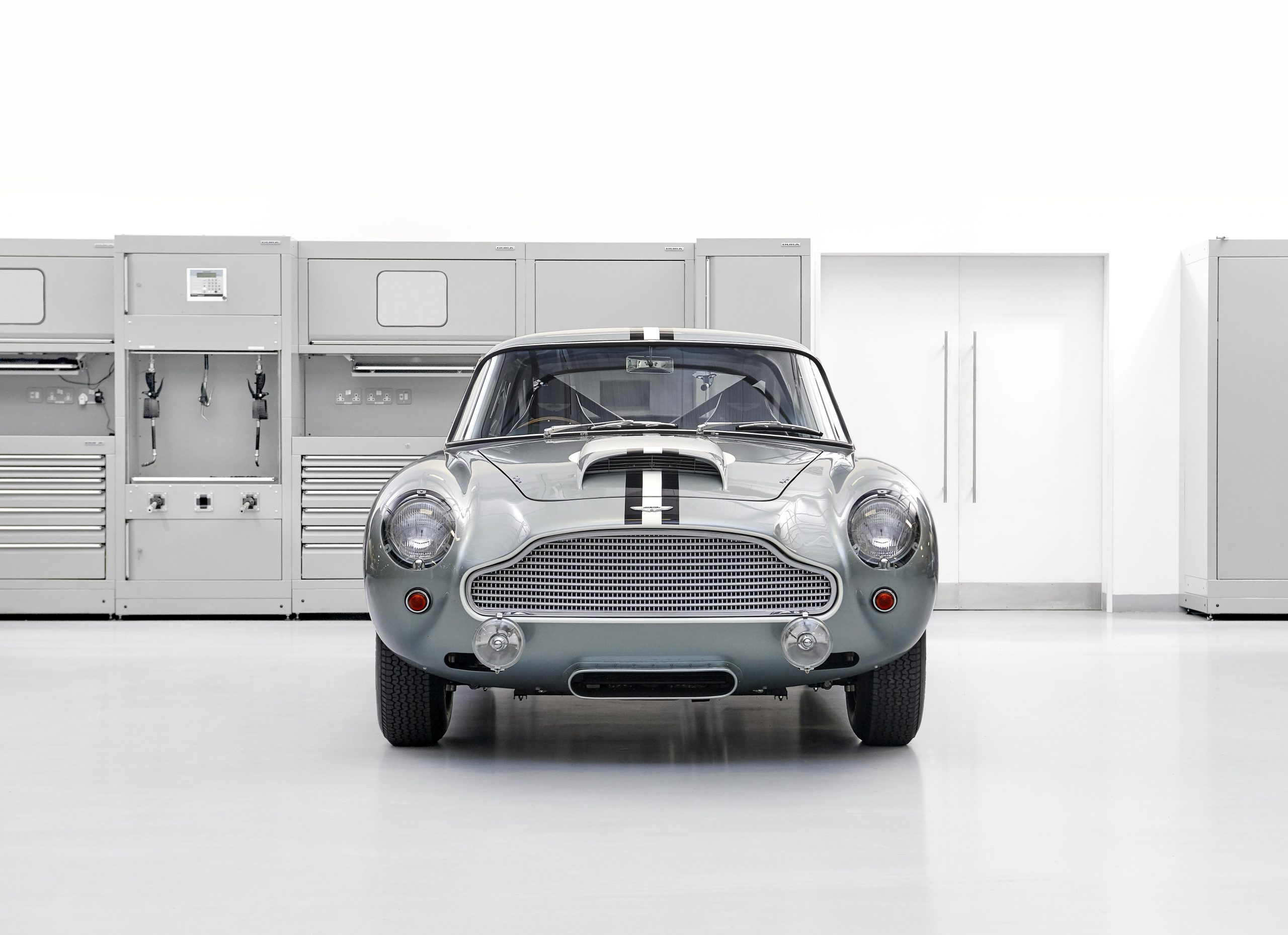 Rare Aston Martin DB4 GT Continuation for sale