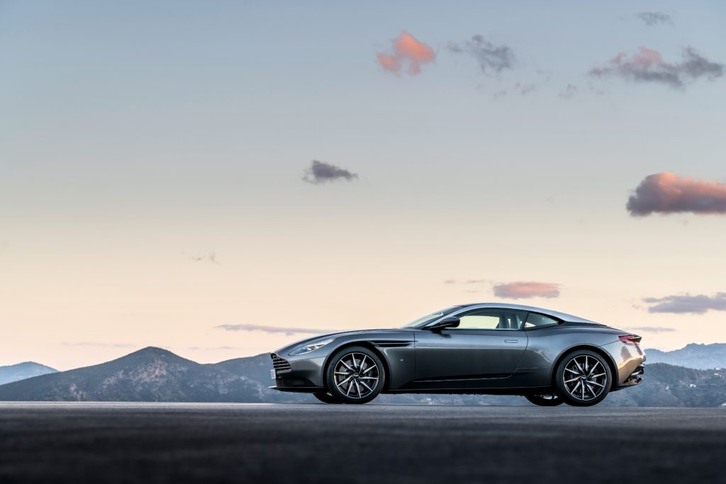 2016 DB11_Seven cars that saved Aston Martin from collapse_Hagerty
