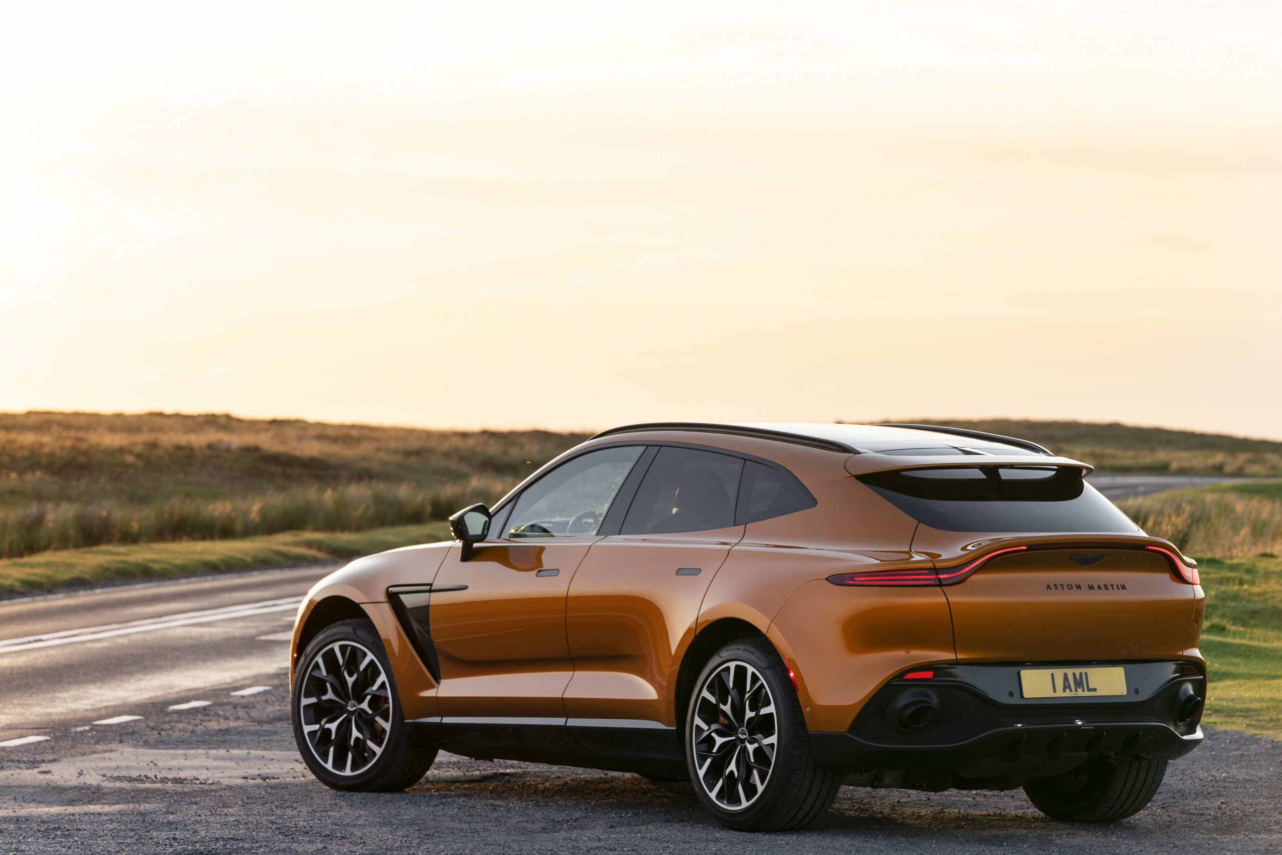 X marks the sweet spot: 2021 Aston Martin DBX review