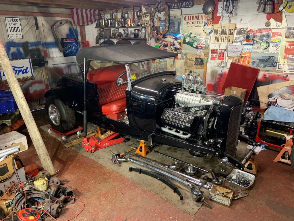 Tom Cotter Barn Find Hunter is in the UK_Hagerty