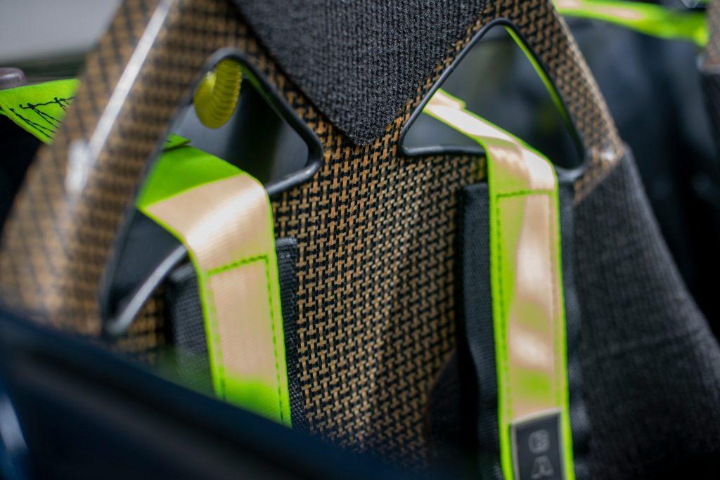 Caterham 7 JPE review_carbon fibre seat_Hagerty