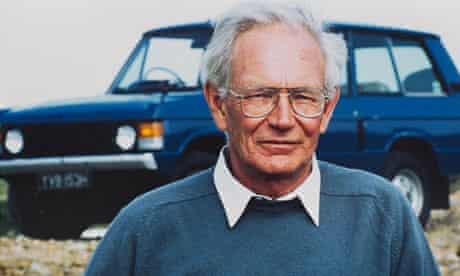 Charles Spencer King created the Range Rover_Hagerty