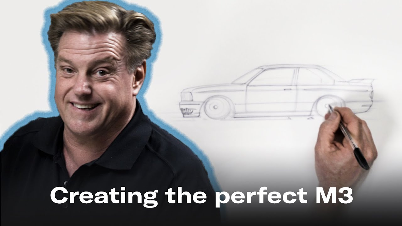 Chip Foose reimagines the E30 BMW M3