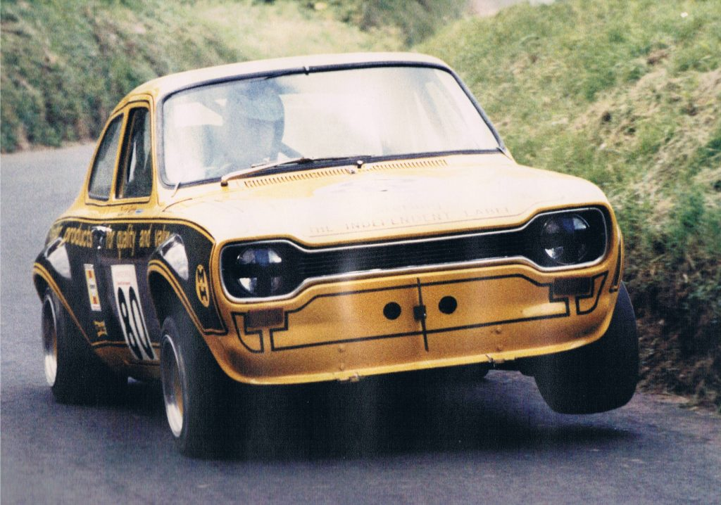 Dave Parr and his Ford Escort BDG MKI_Hagerty