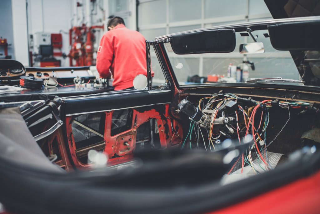 Inside the workshop at Ferrari Classiche_Hagerty