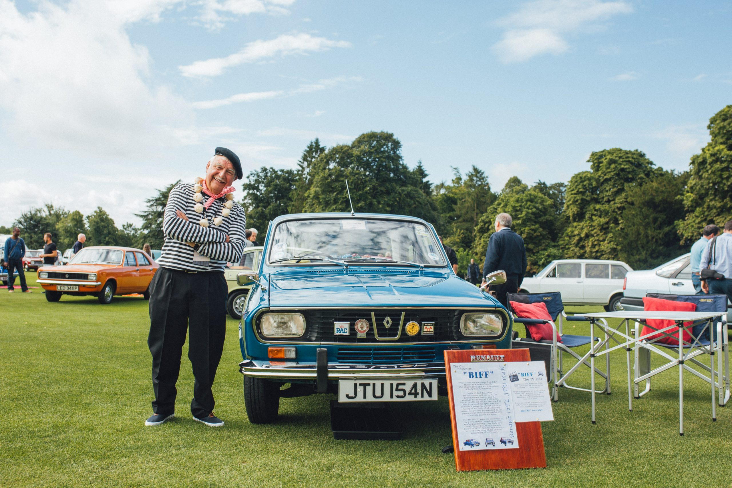A judge's guide to preparing an entry for Hagerty's Festival of the Unexceptional