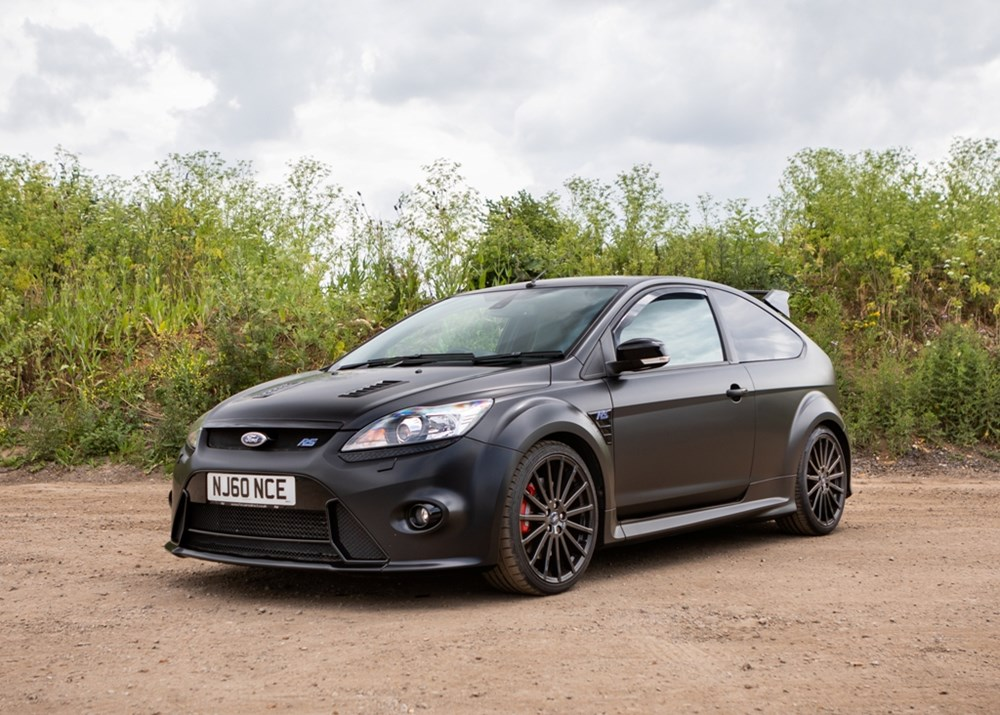 Ford Focus RS500_Historics Auctioneers_Hagerty report