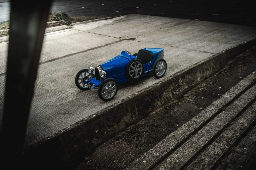 Meet the baby Bugatti tuned to perfection by Andy Wallace_Hagerty