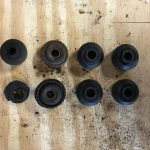 ChrisFix shows you how to diagnose and replace worn suspension bushes