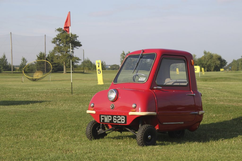 Festival of the Unexceptional_Judge's tip 1: The car and the story have to be right.