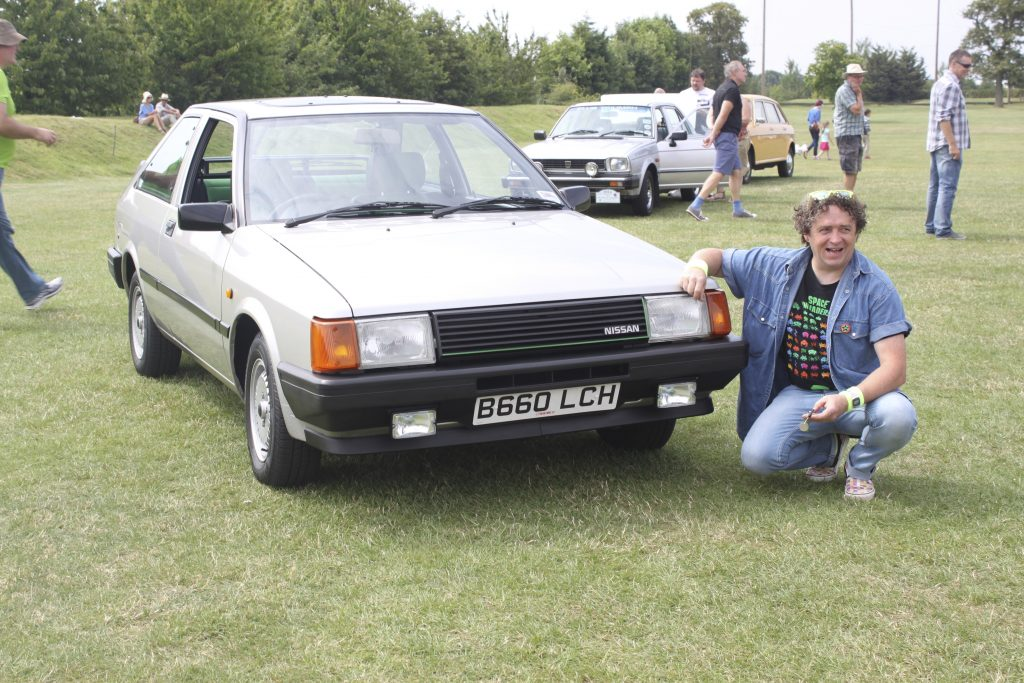 Eddie Rattley's Nissan Cherry Europe GTi_Hagerty Festival of the Unexceptional