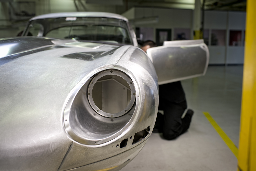 Jaguar E-Type Lightweight continuation_how the market values continuation cars_Hagerty