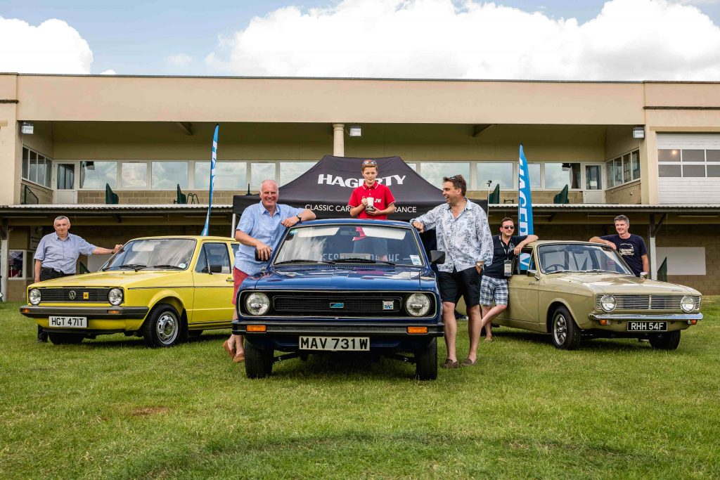 Jonathan Papworth Morris Marina 575 pickup_Hagerty Festival of the Unexceptional