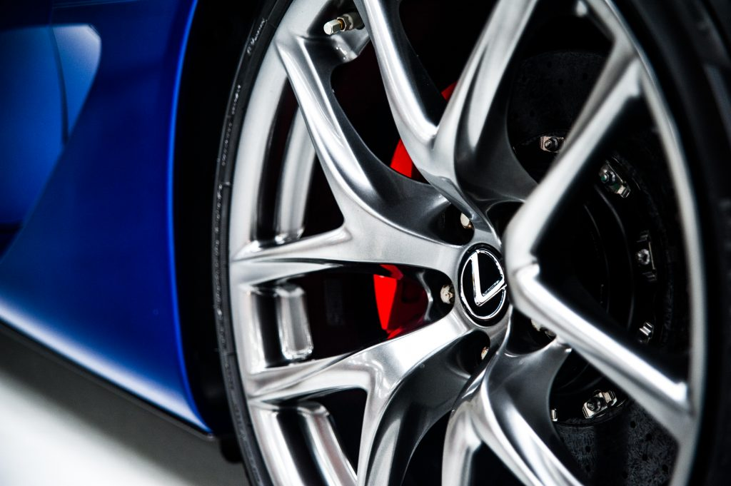 Hypercars including the Lexus LFA wore BBS wheels, manufactured in Japan_Hagerty