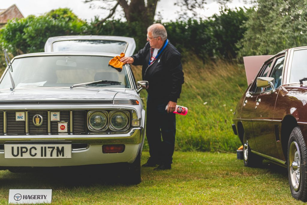 Festival of The Unexceptional tips for entering with your car_Hagerty