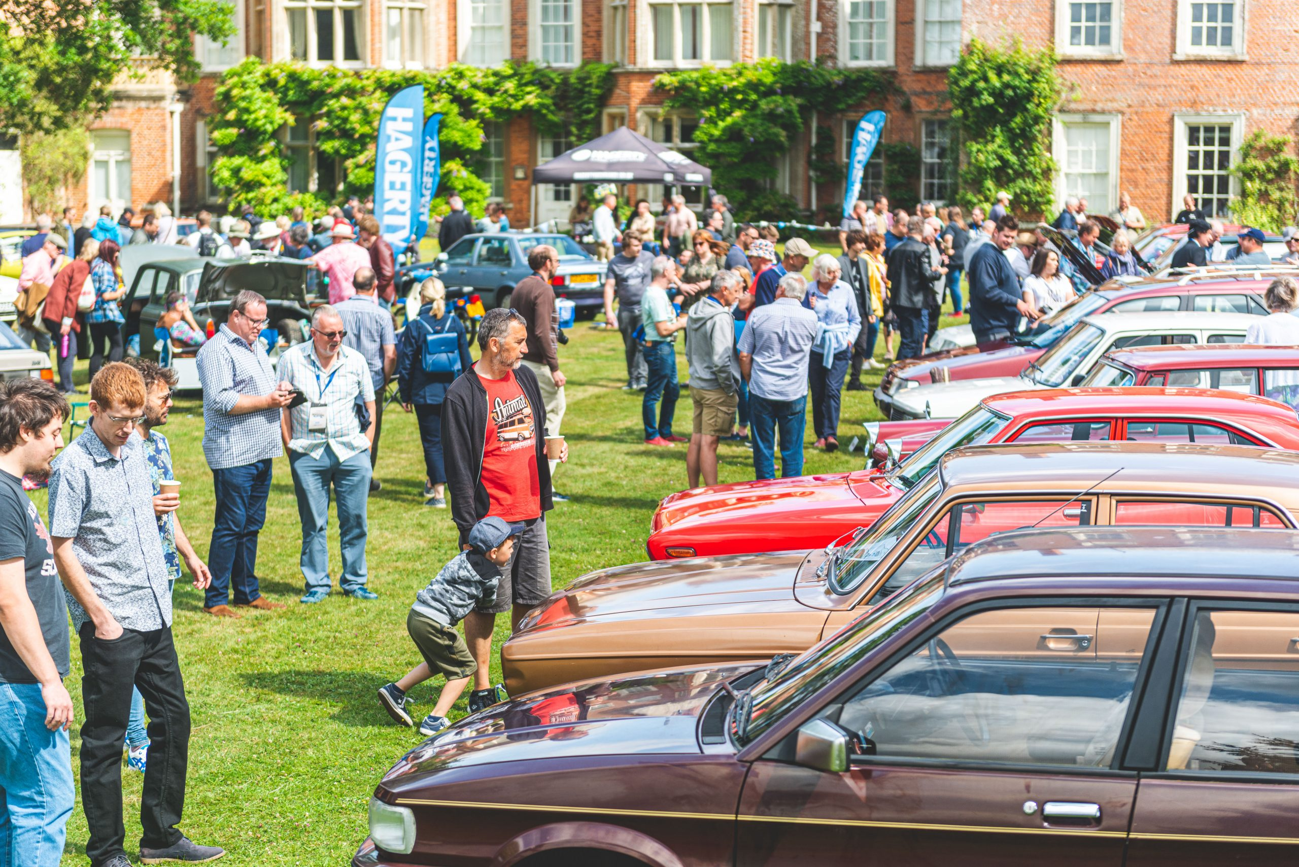 UK Covid roadmap: How summer motoring events will be affected