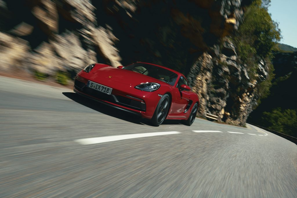 Porsche Cayman GTS: who needs a GT4 when you can have this? Review by Andrew Frankel_Hagerty