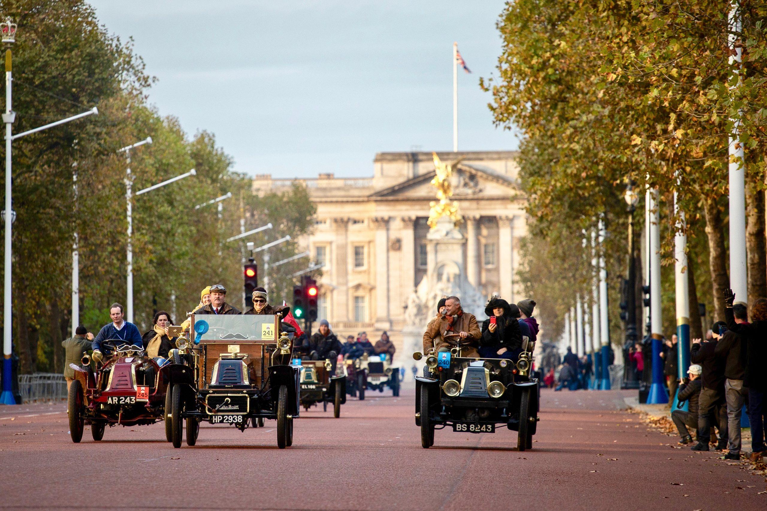 The 2020 London to Brighton Veteran Car Run is going ahead