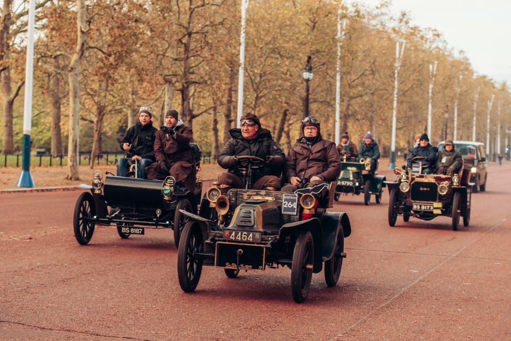 The 2020 London to Brighton Veteran Car Run is going ahead_Hagerty