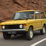 The original 1970 Range Rover is now highly collectible_Hagerty