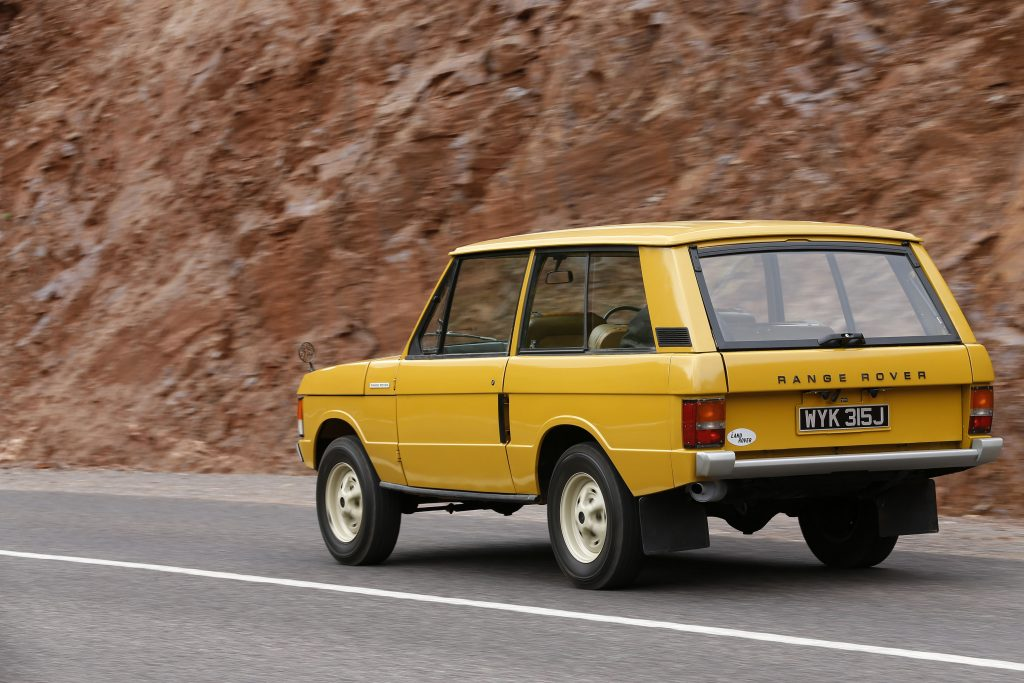 How Charles Spencer King created the original 1970 Range Rover_Hagerty