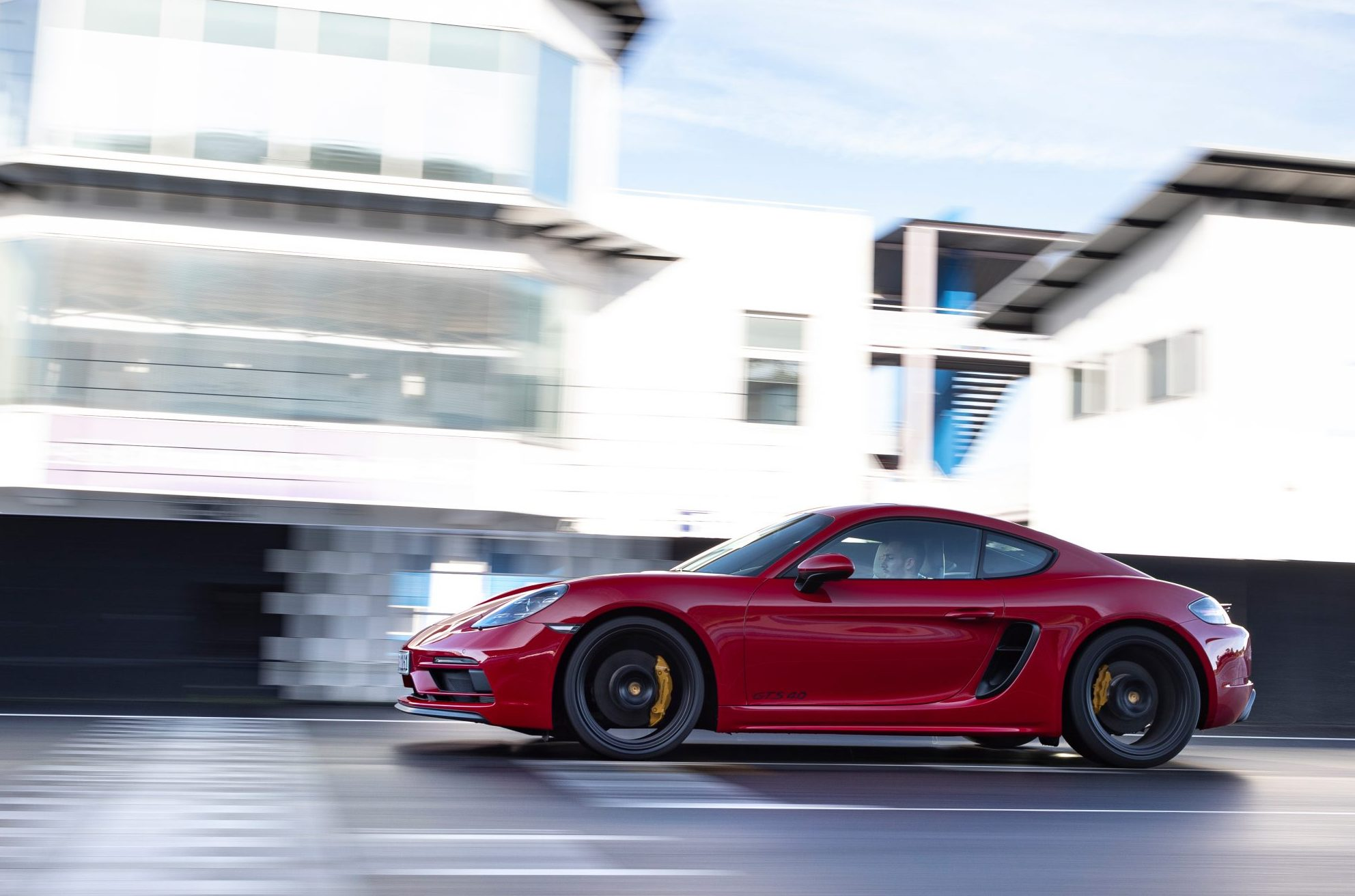 Porsche Cayman GTS review: who needs a GT4 when you can have this?