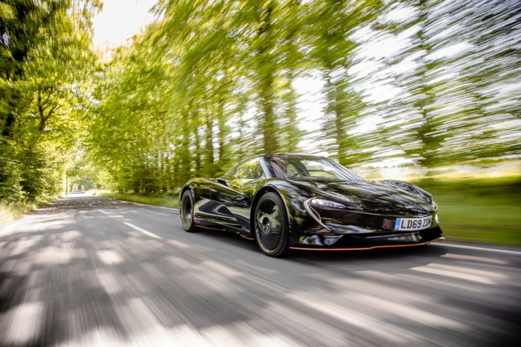 Review: tripping the light fantastic in the new McLaren Speedtail_Hagerty