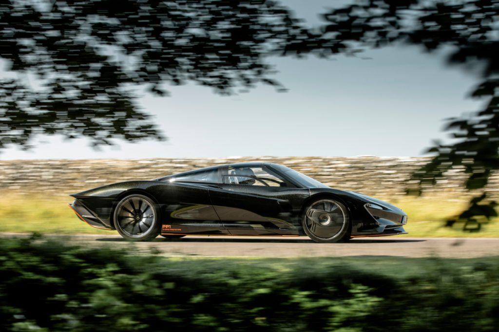 Review: tripping the light fantastic in the new McLaren Speedtail