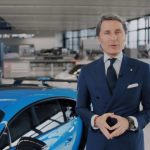 Want to be the boss of Bugatti? Follow this advice from Stephan Winkelmann_Video