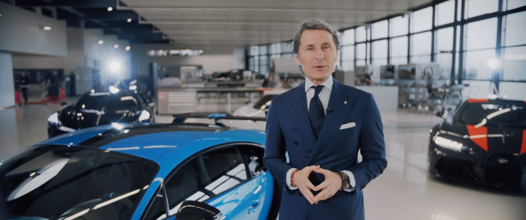 Want to be the boss of Bugatti? Follow this advice from Stephan Winkelmann