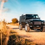 Twisted electric Land Rover Defender