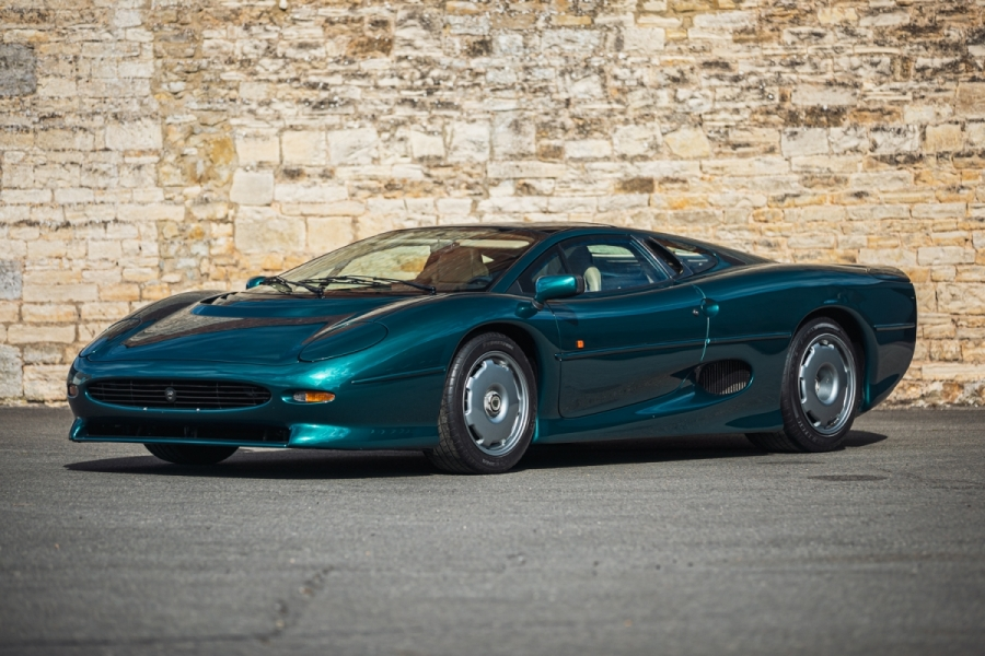 1992 Jaguar XJ220_Hagerty