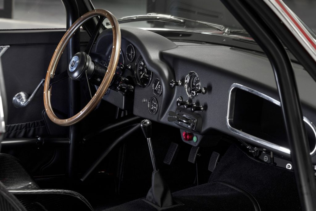 Aston Martin DB4 GT Zagato continuation_how the market values continuation cars_Hagerty