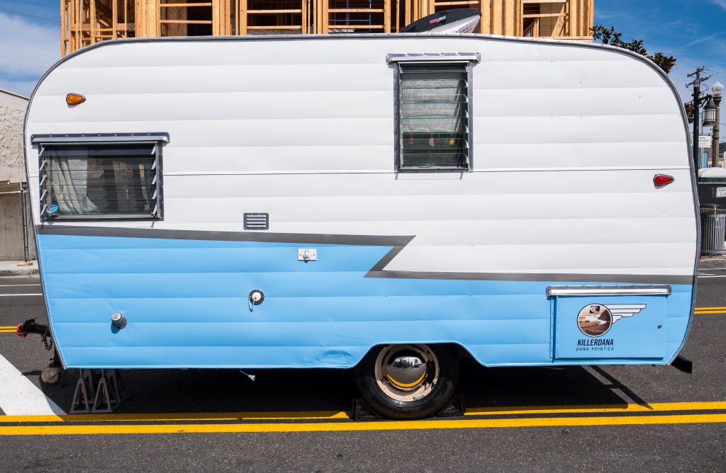 5 tips for buying a vintage caravan_Hagerty