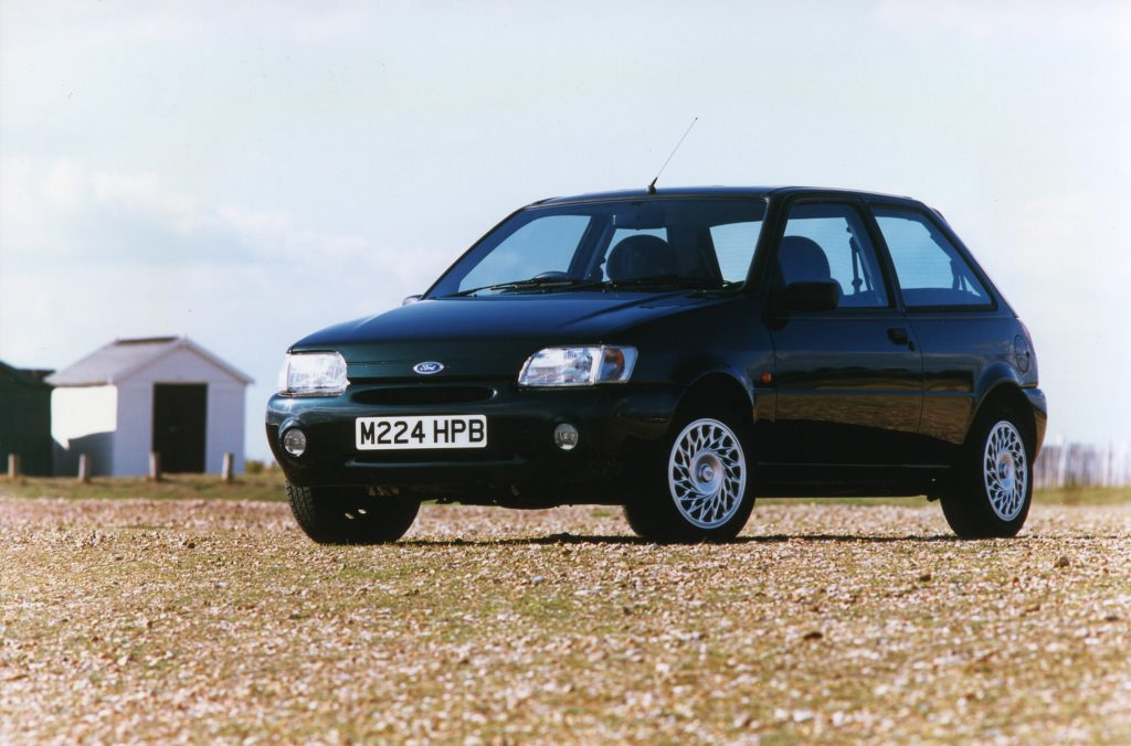 Ford Fiesta Si_Top 10 fast Fords that are affordable future classics
