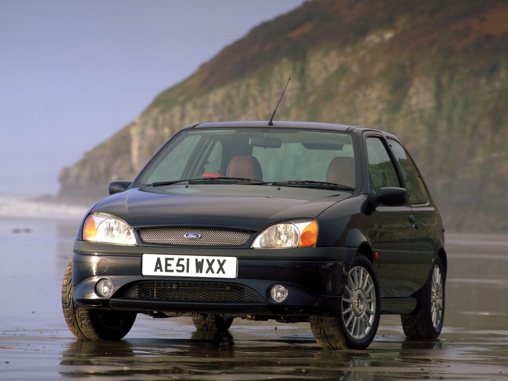 Ford Fiesta Zetec S_Top 10 fast Fords that are affordable future classics