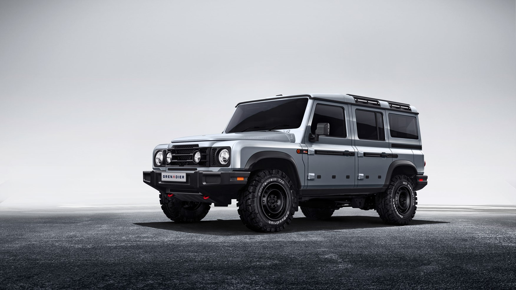 The new Ineos Grenadier 4x4 rides to the rescue of Land Rover Defender fans