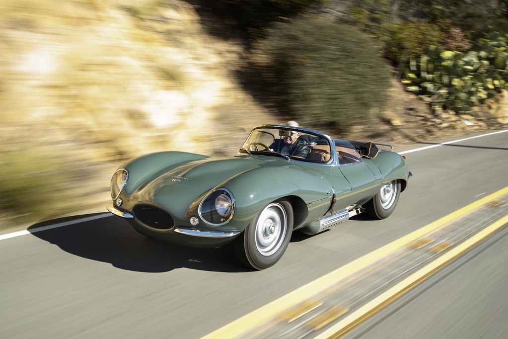 The rise and rise of continuation cars_Jaguar XKSS_Hagerty