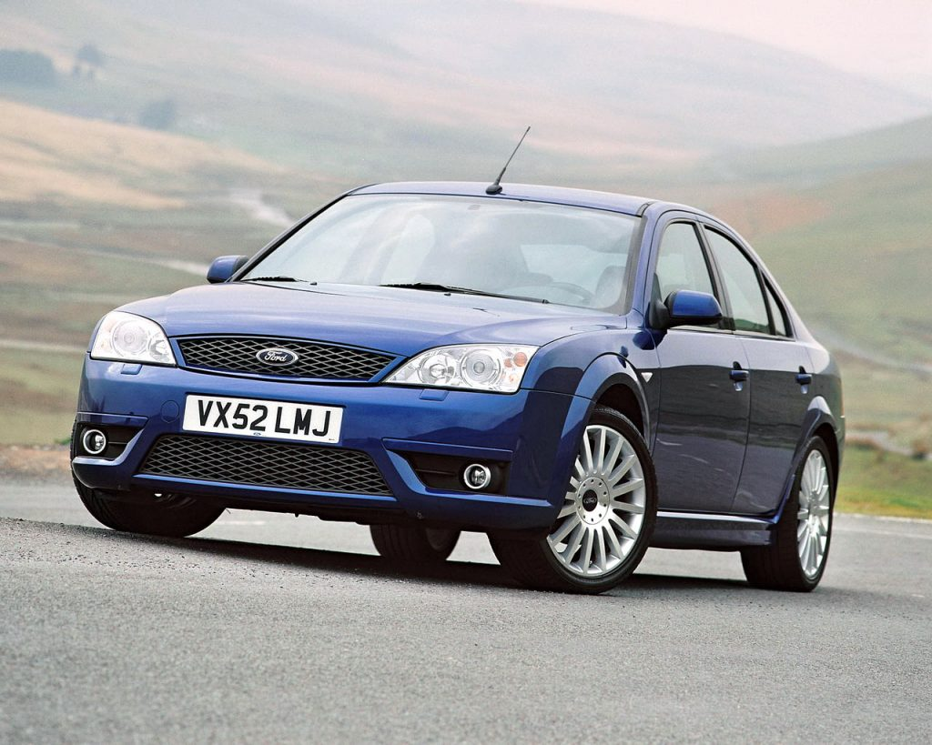 Ford Mondeo ST220_Top 10 fast Fords that are affordable future classics