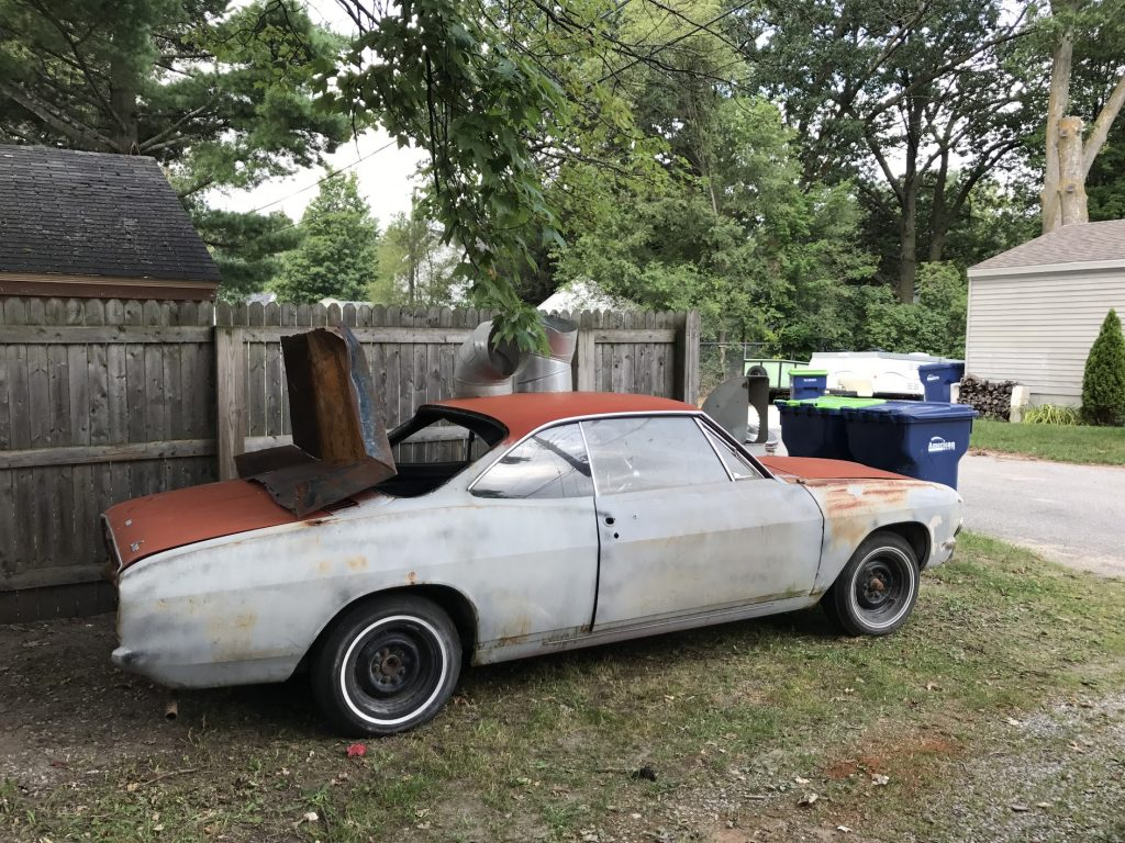 A to-do list for your project car can help you if you come to sell it unfinished