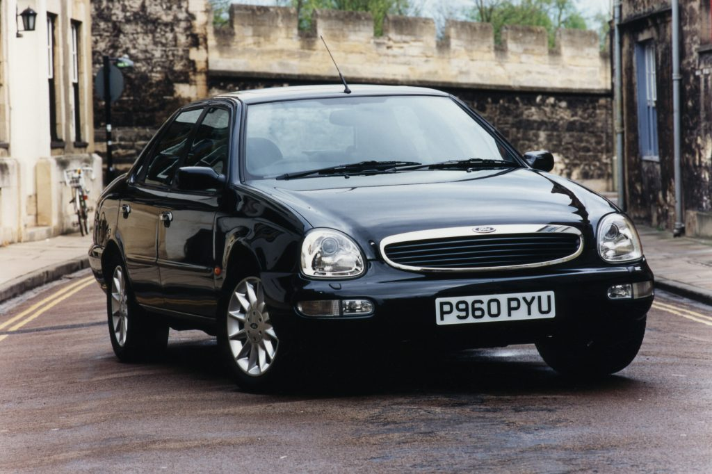 Ford Scorpio 24V Ultima_Top 10 fast Fords that are affordable future classics