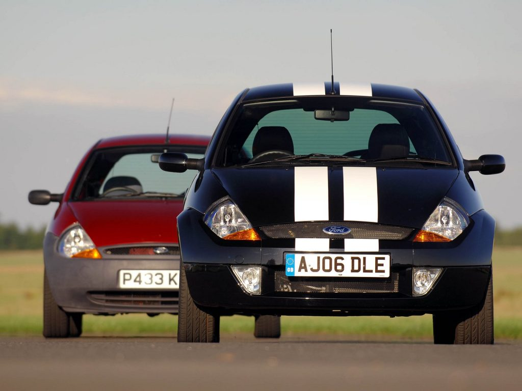 Ford SportKa_Top 10 fast Fords that are affordable future classics