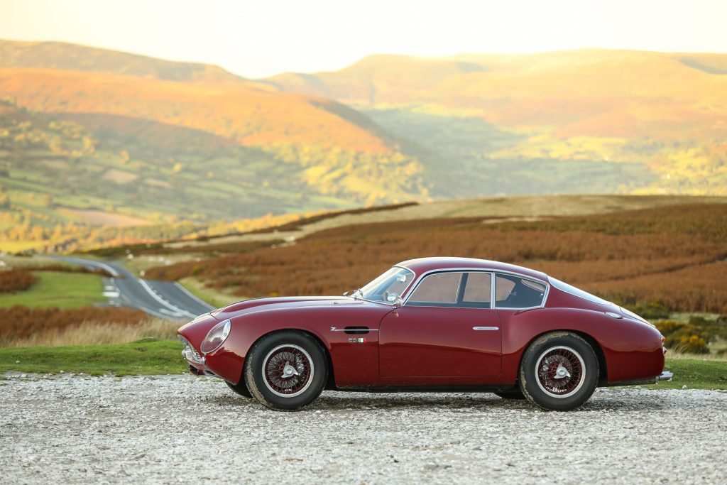 1961 Aston Martin DB4 GT Zagato at the Passion of a Lifetime auction_Hagerty