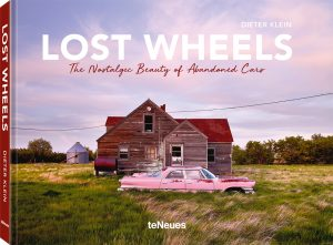 © Lost Wheels - The Nostalgic Beauty of Abandoned Cars by Dieter Klein, published by teNeues, £ 29.95, www.teneues.com