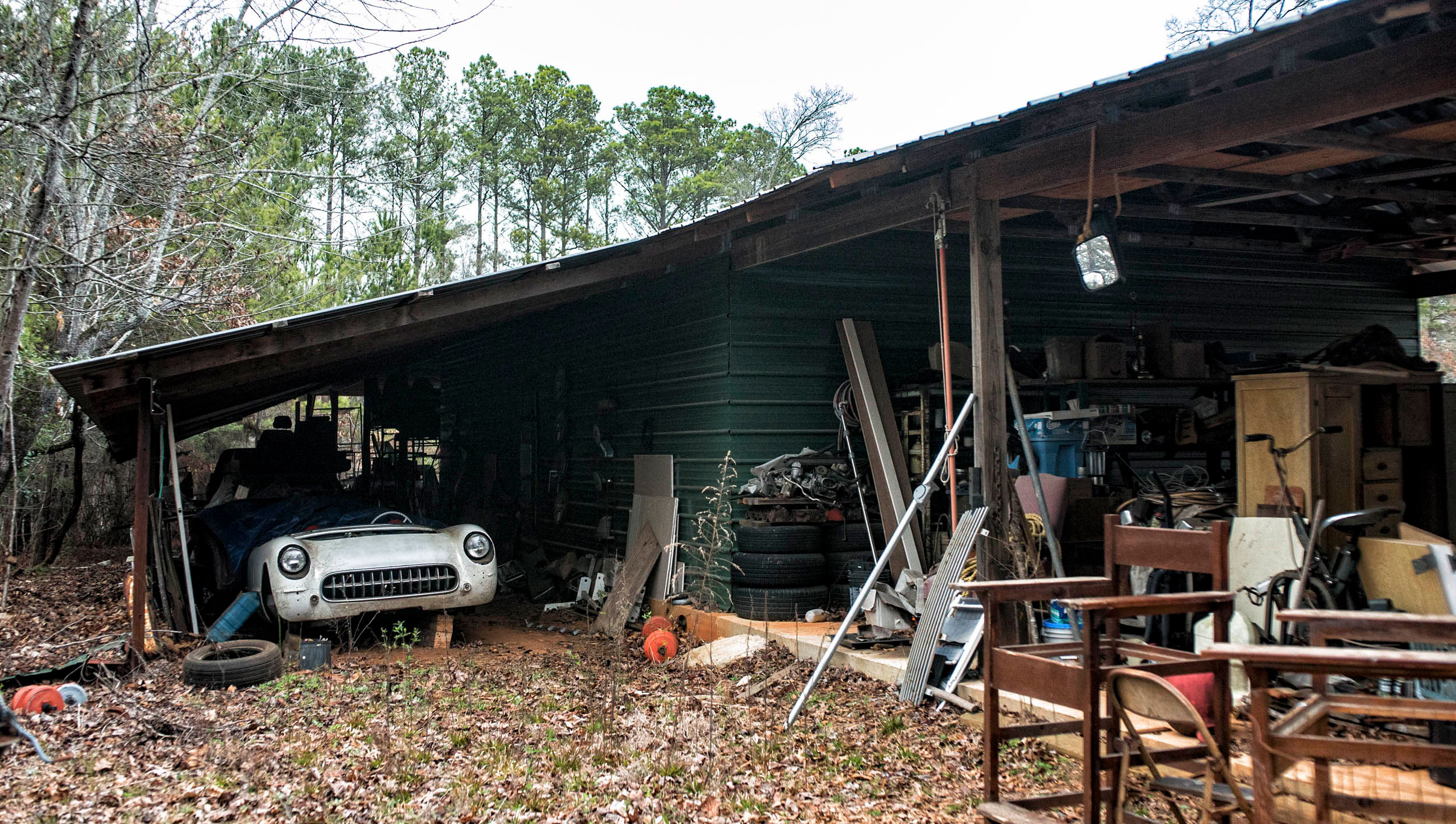 Barn find hunting turns up gems, but also rust, rats, and shattered dreams