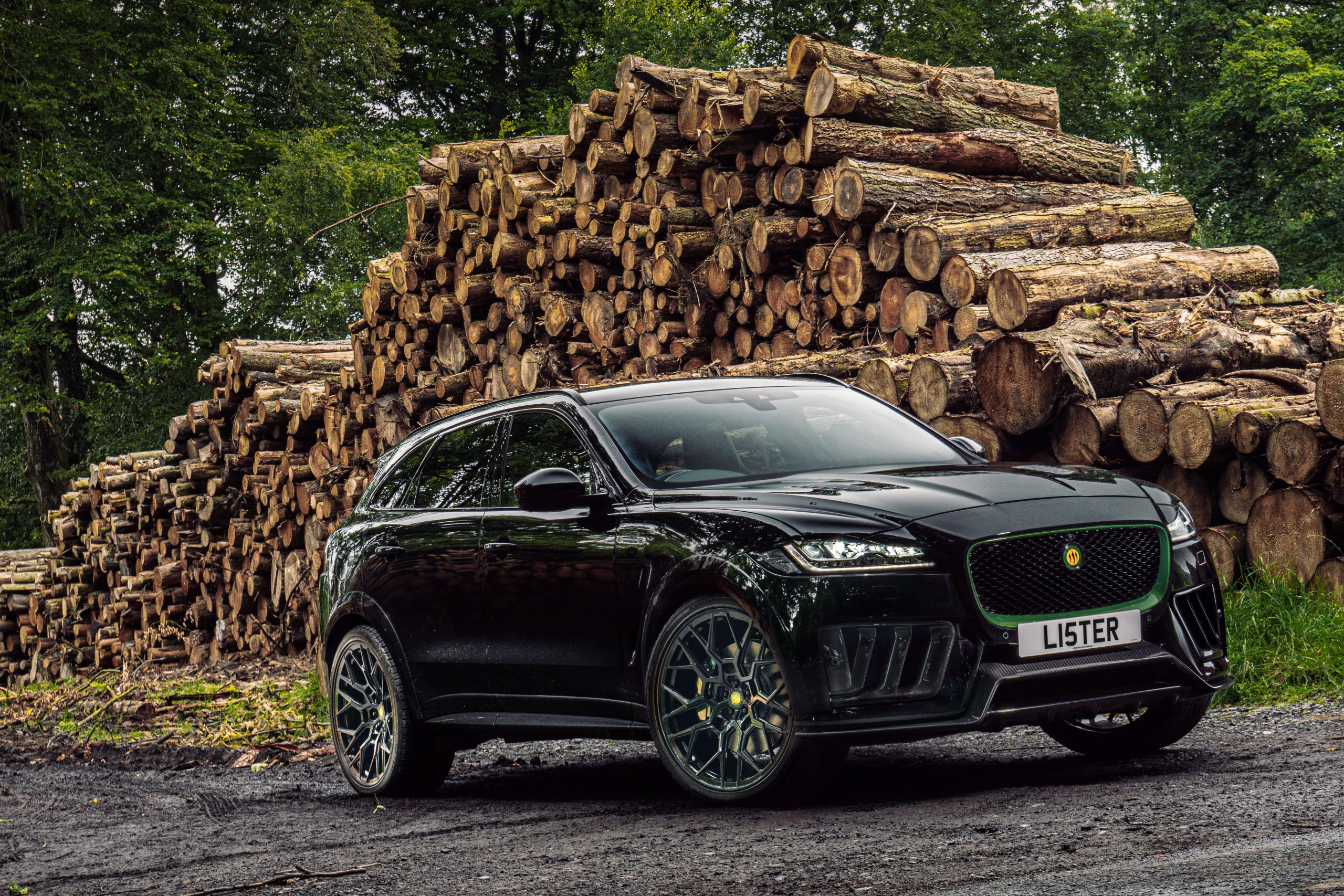 Lister claims the 195 mph Stealth is the world's fastest SUV