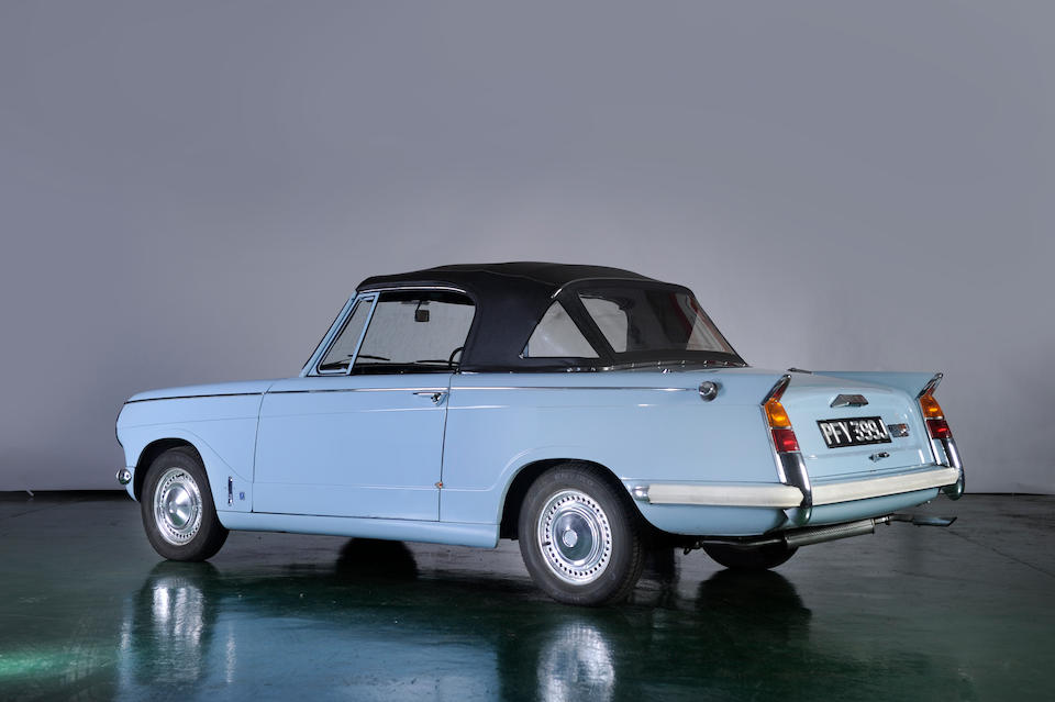 Triumph Herald 1360 convertible is a sound buy as. a classic roadster_Hagerty