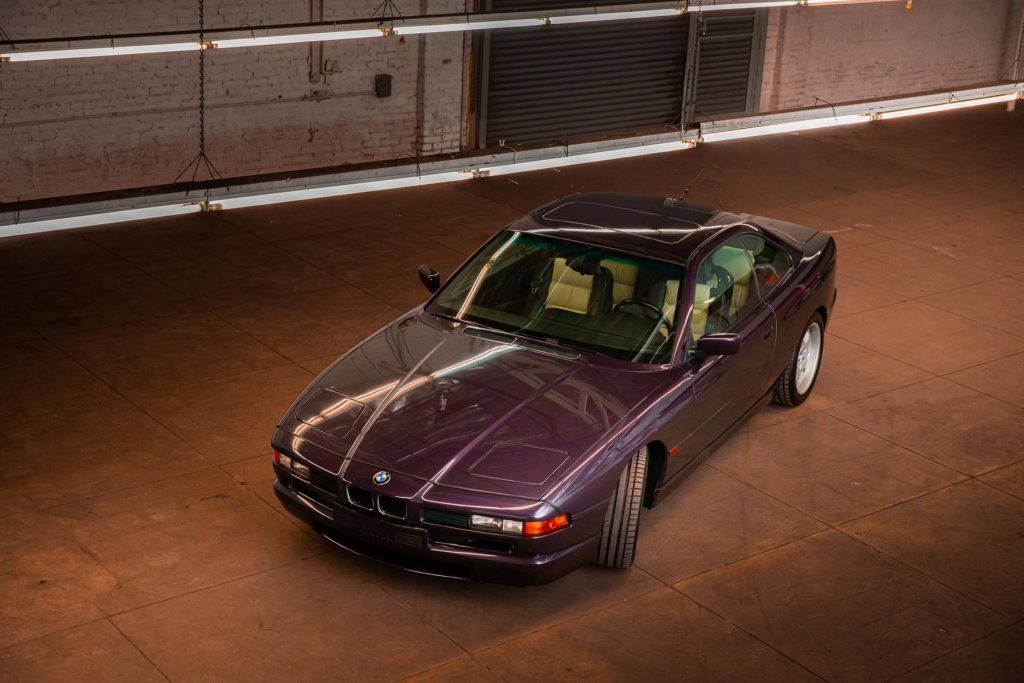 BMW 850CSi values and market trends