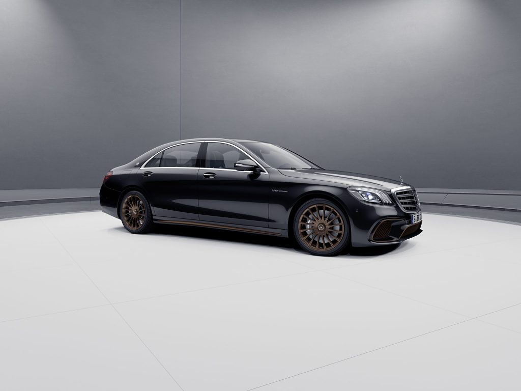 Mercedes S-Class W222 innovations