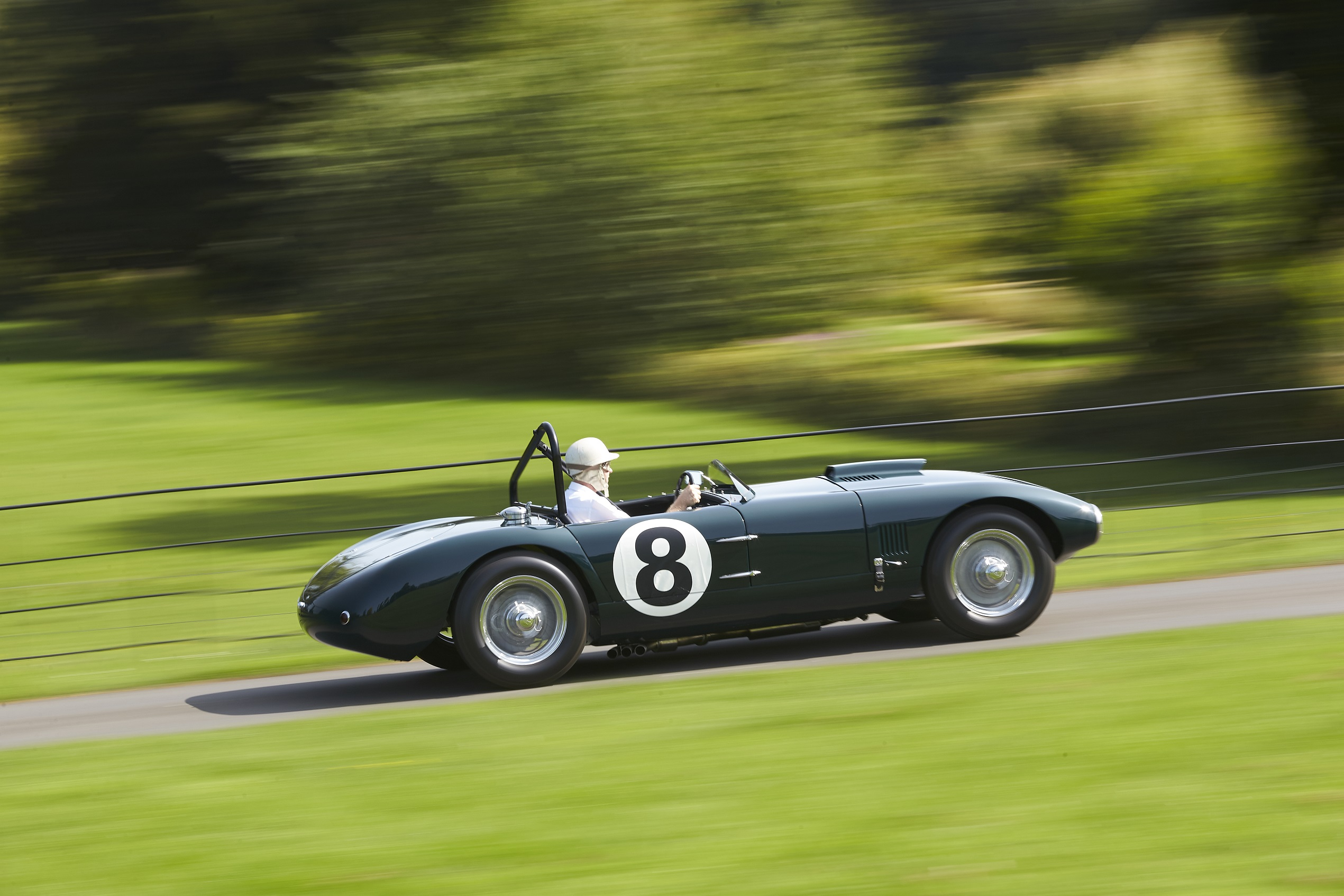 Allard returns after 62 years with Le Mans continuation sports car